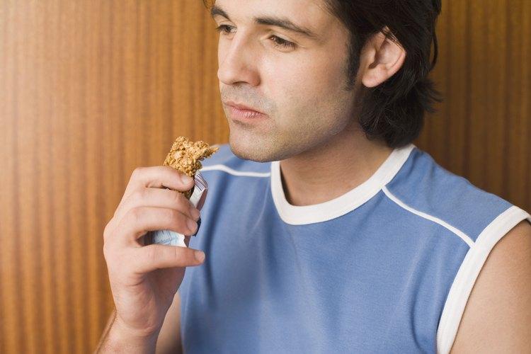 que comer en las mananas antes de ir al gym