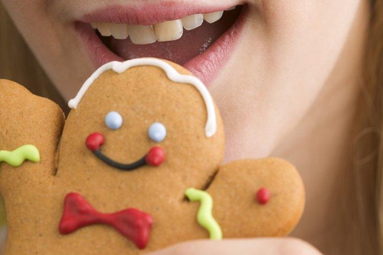 beneficios de galletas de jengibre