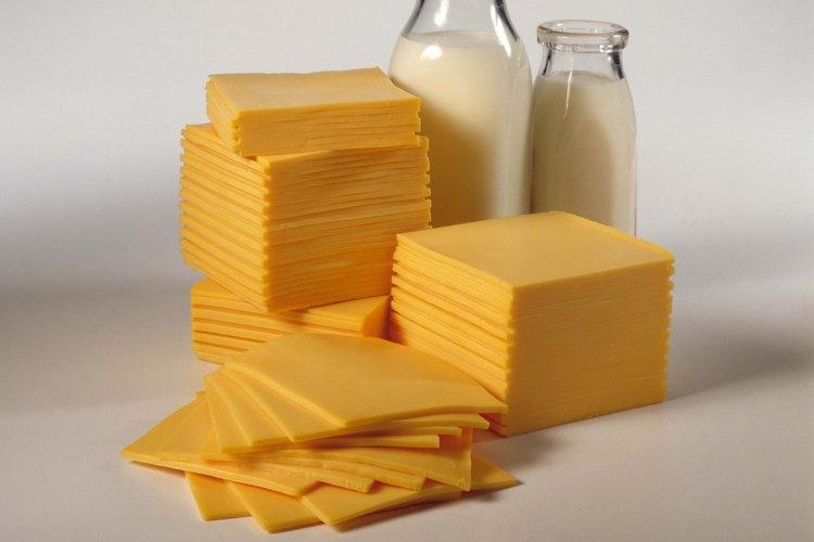 ¿Cuáles quesos tienen menos grasa? | Muy Fitness
