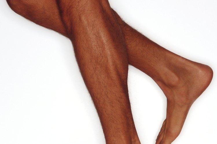 como adelgazar pantorrillas musculosas
