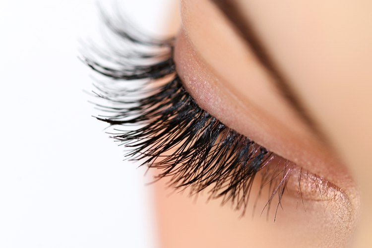 Can You Trim Eyelashes? | LEAFtv