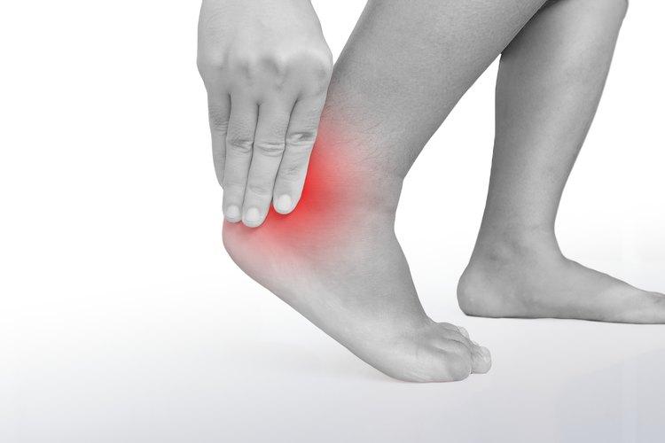 Roja picazón con hinchada baja y pierna