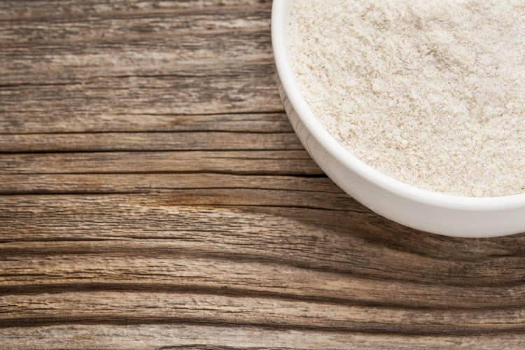 How To Bake With Brown Rice Flour | LEAFtv