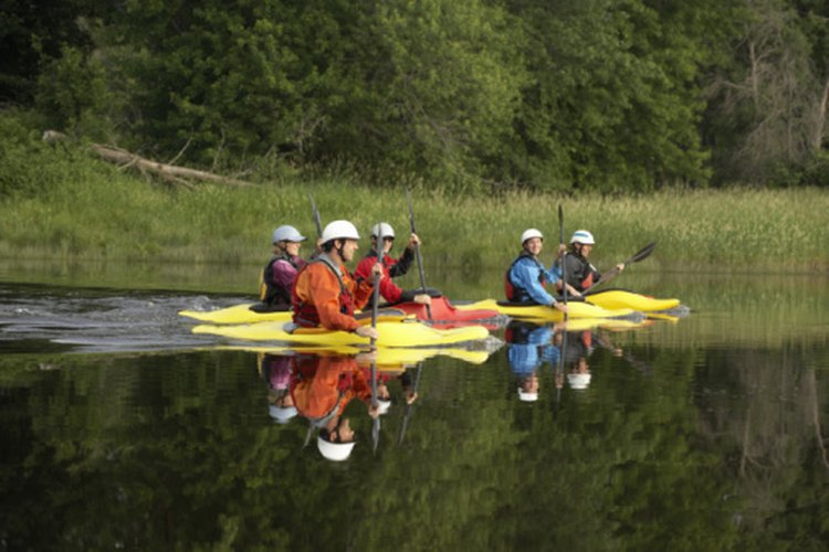 Kayaking can offer excitement for everyone from families to solo adventurists.