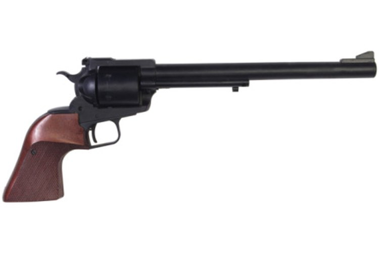 Single action revolvers like the Super Blackhawk are simple to work on.