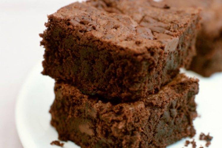 Baking Brownies 11x7 Pan