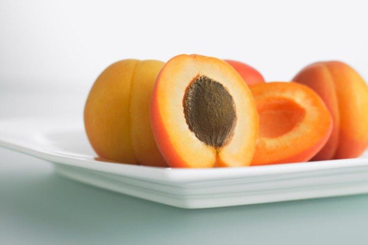 fruta con vitamina b17