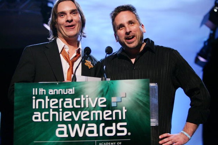 Bioshock won Nate Wells and Ken Levine several Interactive Achievement Awards.