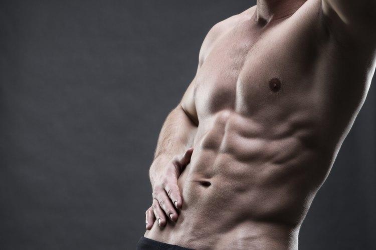 ejercicios para bajar pecho en hombres
