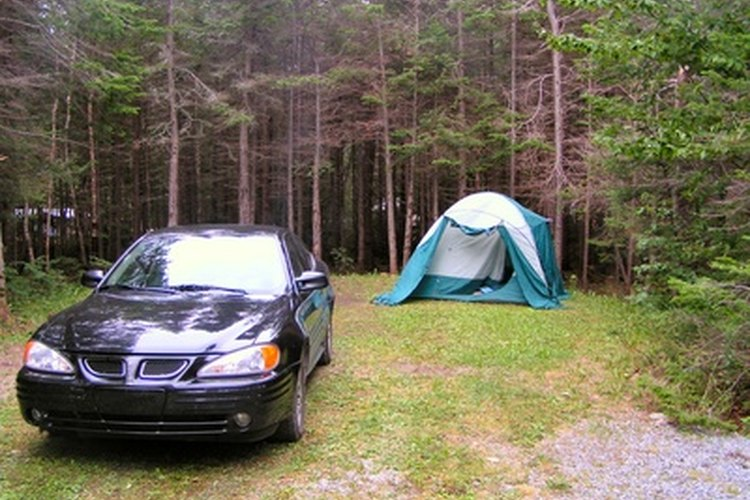 Some campgrounds offer discounts to AARP members.