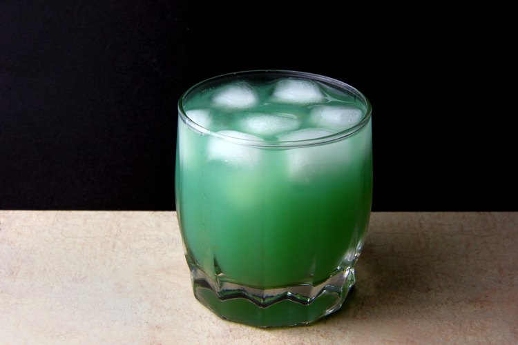 How to Make an Incredible Hulk Drink   LEAFtv