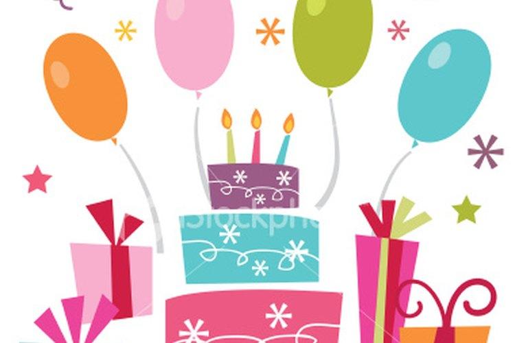 Planea una fiesta sorpresa para festejar los 60 años de un ser querido.
