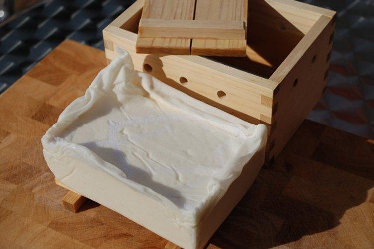 Molde para tofu.