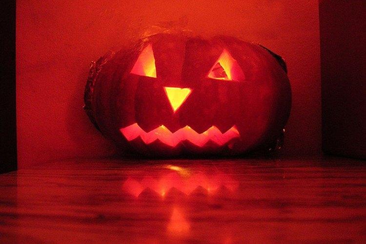 Fiestas tradicionales del Halloween