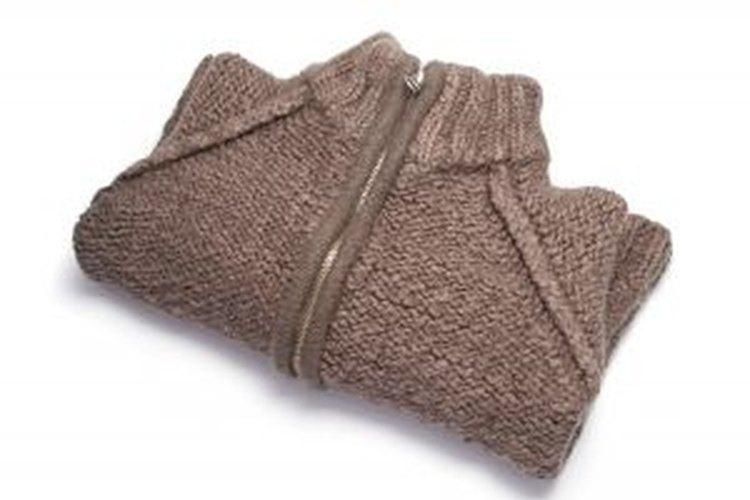 Los suéteres son prendas delicadas que requieren lavado a mano.