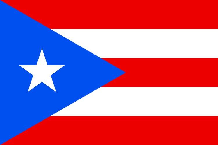La isla de Puerto Rico presenta un estatus anómalo.