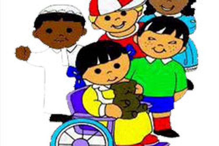 Aprende a enseñar a niños con necesidades especiales.
