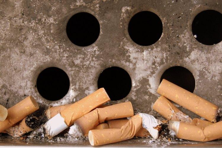 La nicotina no se encuentra solamente en los cigarrillos de tabaco que se venden comercialmente.