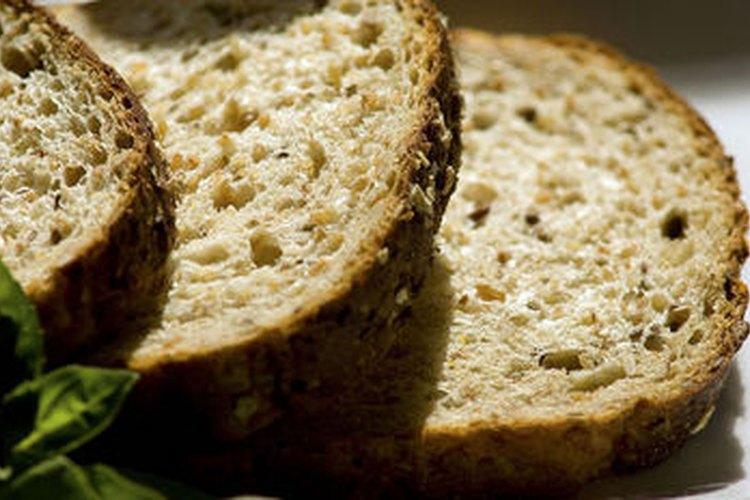 Comienza con granos de trigo integral.
