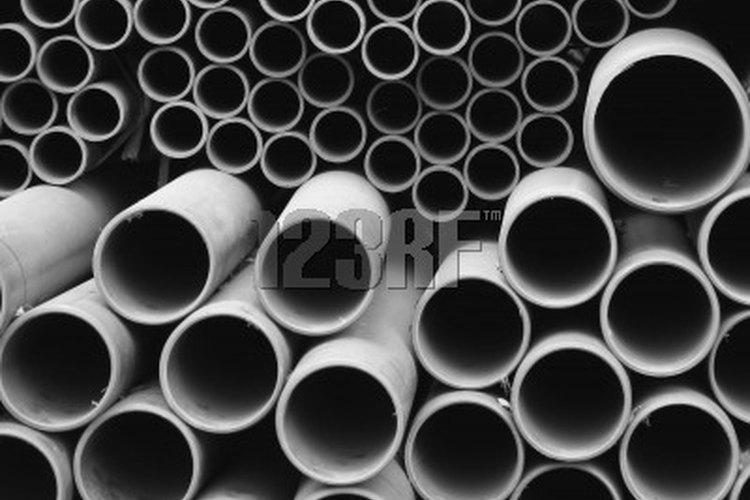Corta tubos de PVC sin usar una cuchilla.