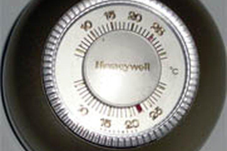 La calibración del termostato puede controlarse fácilmente usando un termostato secundario que sepas que funciona bien.