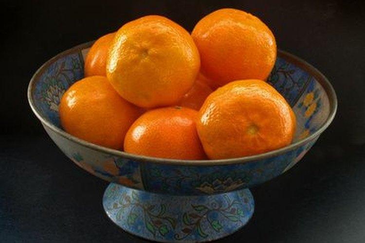 """Mandarinas o """"clementinas"""""""