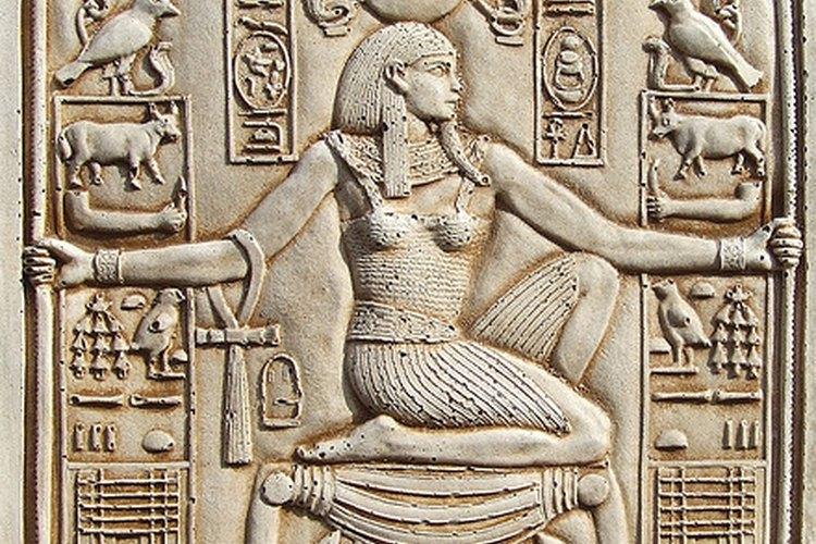 Decoración egipcia