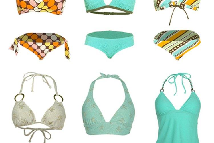 La forma del cuerpo ayuda a determinar el estilo de traje de baño correcto para ti.