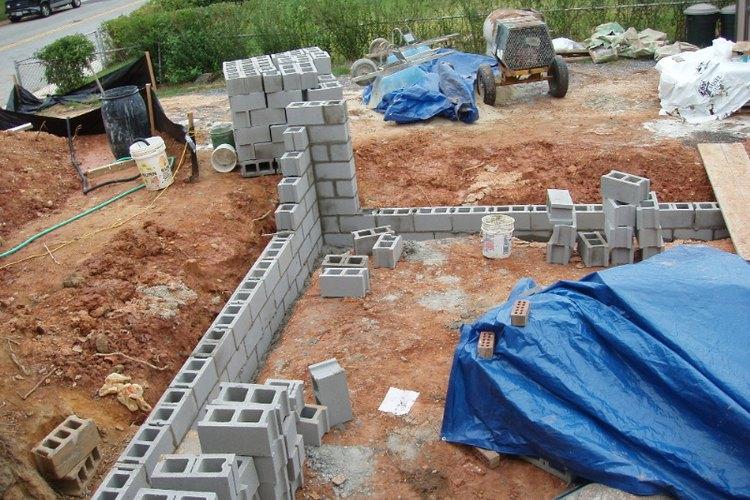 cómo construir una casa de bloques de cemento |
