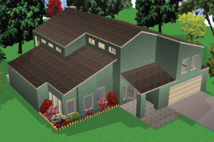 C mo hacer planos para construir una peque a casa for Software para construir casas