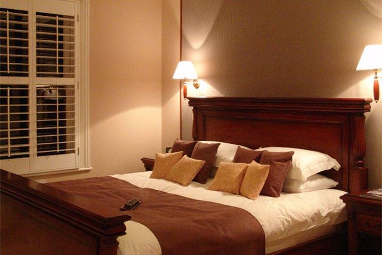 C mo decorar un dormitorio para una pareja casada for Como decorar un cuarto de pareja