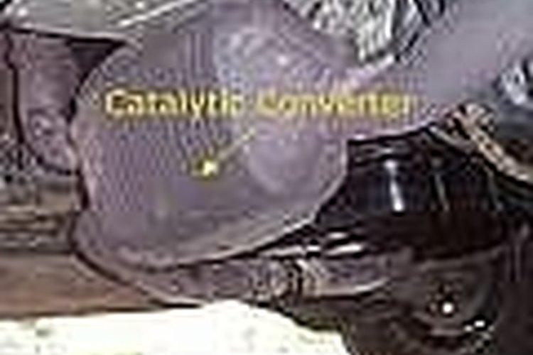 Los catalizadores pueden valer entre US$40 y US$200.