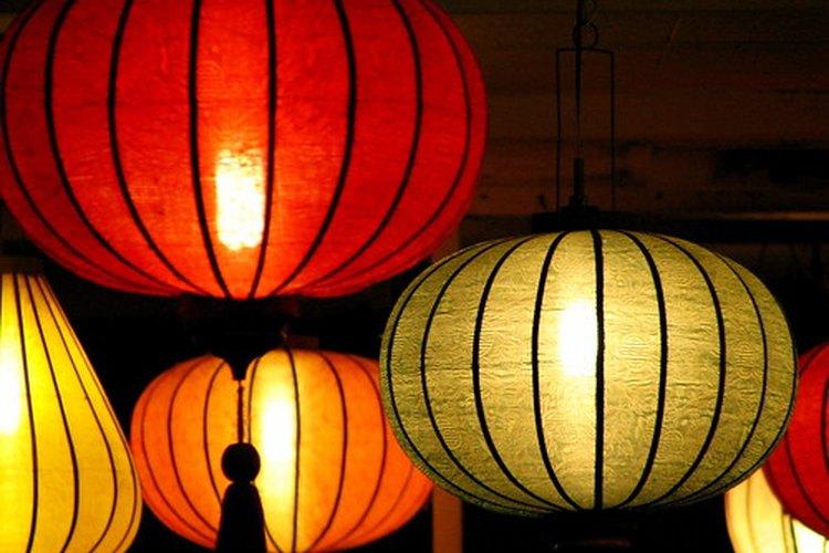 China tiene sus particulares tradiciones navideñas.