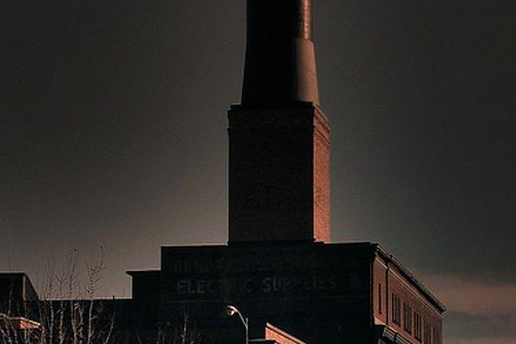 Las fábricas aparecieron en todo Estados Unidos en el siglo XIX, impulsando el crecimiento económico.