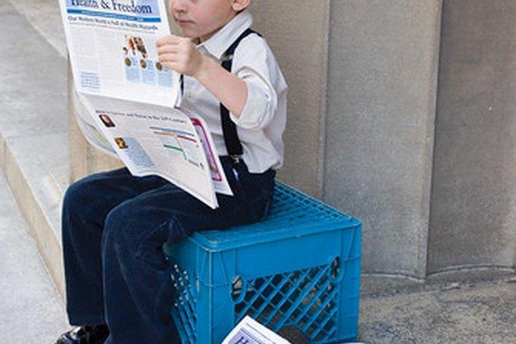 Los periódicos compiten con fuente de noticias en línea por dólares publicitarios.