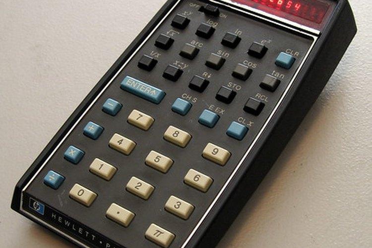 Los LEDs miniatura pueden encontrarse a menudo en pequeños dispositivos electrónicos.