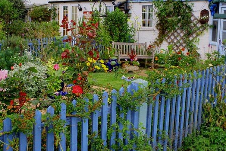 Hay flores para acompañar cada combinación de esquemas.