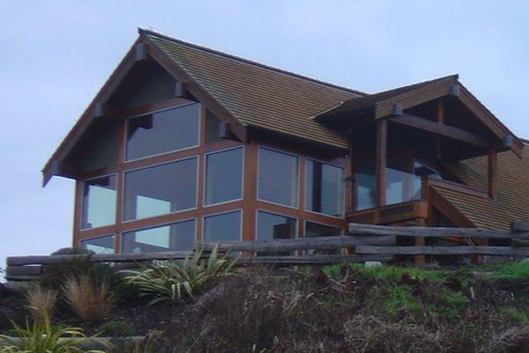 Tipos de estructuras de madera para la construccin