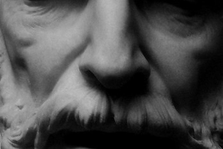 Un ejemplo de nariz romana o aquilina.
