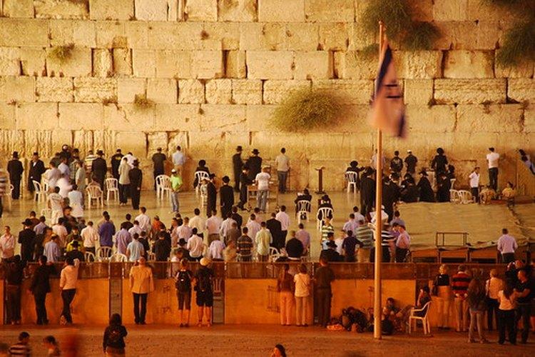 """""""¡El próximo año en Jerusalem!"""""""