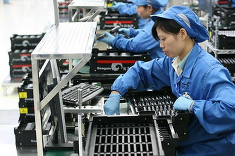 La certificación ISO ayuda en la eficiencia de fabricación.