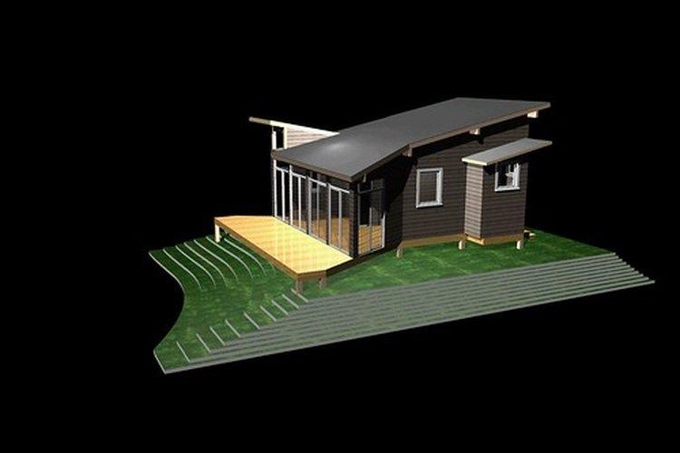 Imagen del programa CAD avanzado.