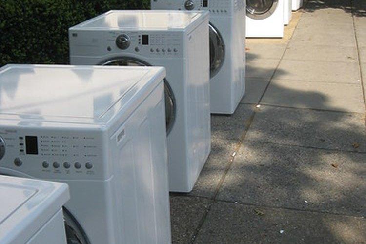 Existe una gran variedad de lavadoras.