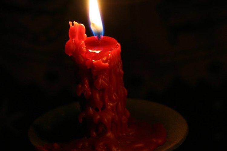Cera de la vela