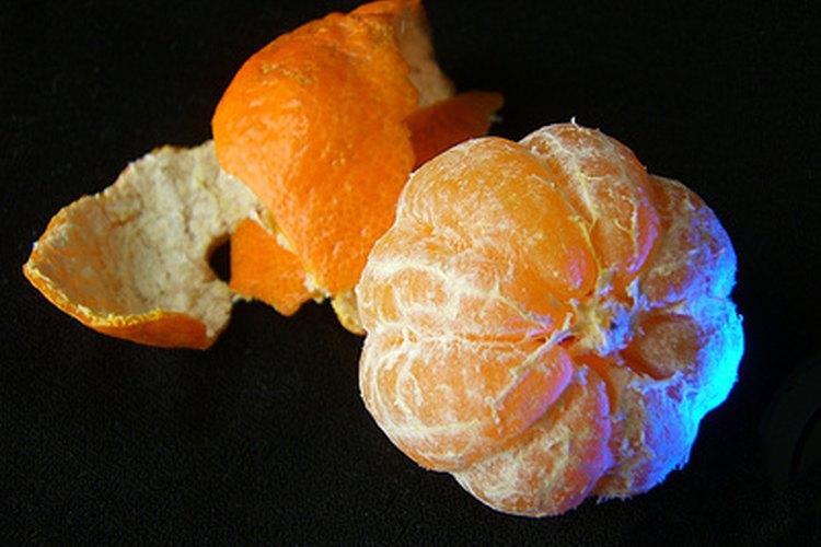 La mandarina es un fruto cítrico delicioso.