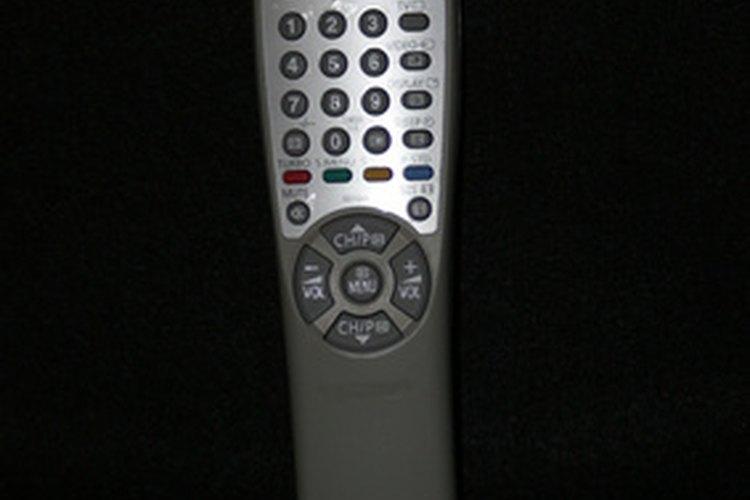 Muchas familias poseen más de una televisión.