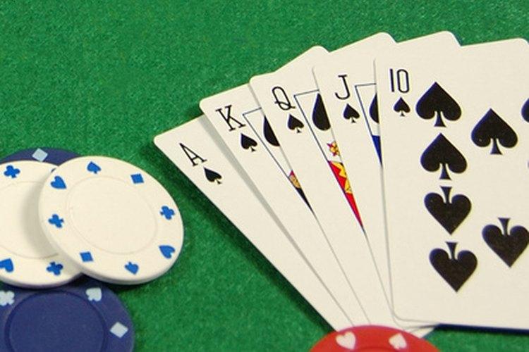 Los crupier del casino deben entender las reglas de los juegos de mesa.