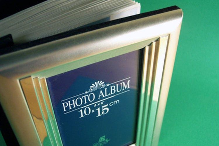Un marco de fotos puede ser un gran regalo.