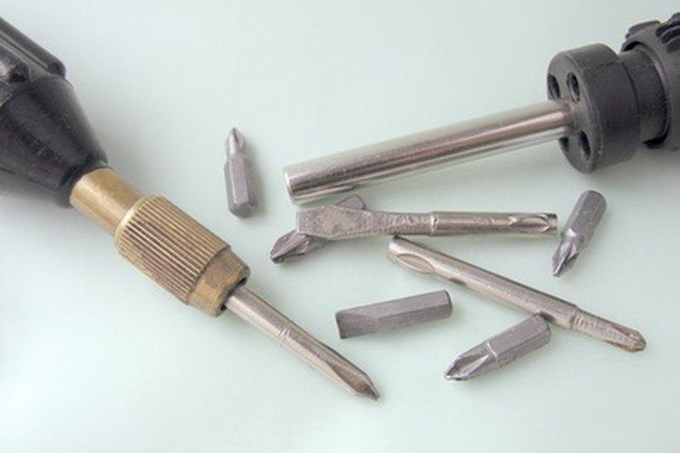 Los destornilladores Phillips vienen en muchos tamaños y tipos dependiendo del trabajo y los materiales que se usen.