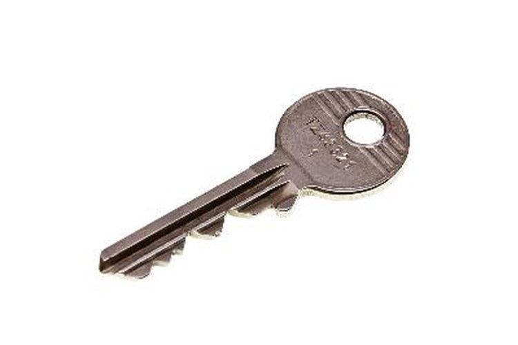 Casi nada es más frustrante que tener que abrir una puerta y darte cuenta de que has perdido la llave.